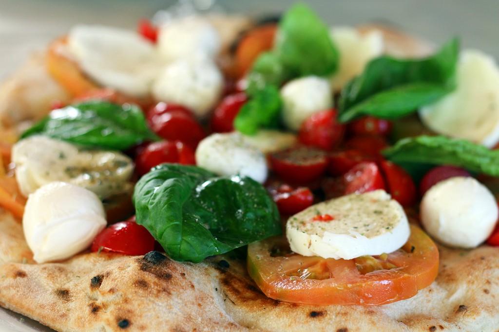 Пица Маргарита с пресни съставки, Най-доброто от италианската кухня