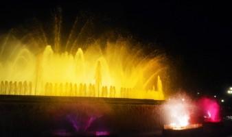 Магическите фонтани, Монджуик, Барселона за туристи