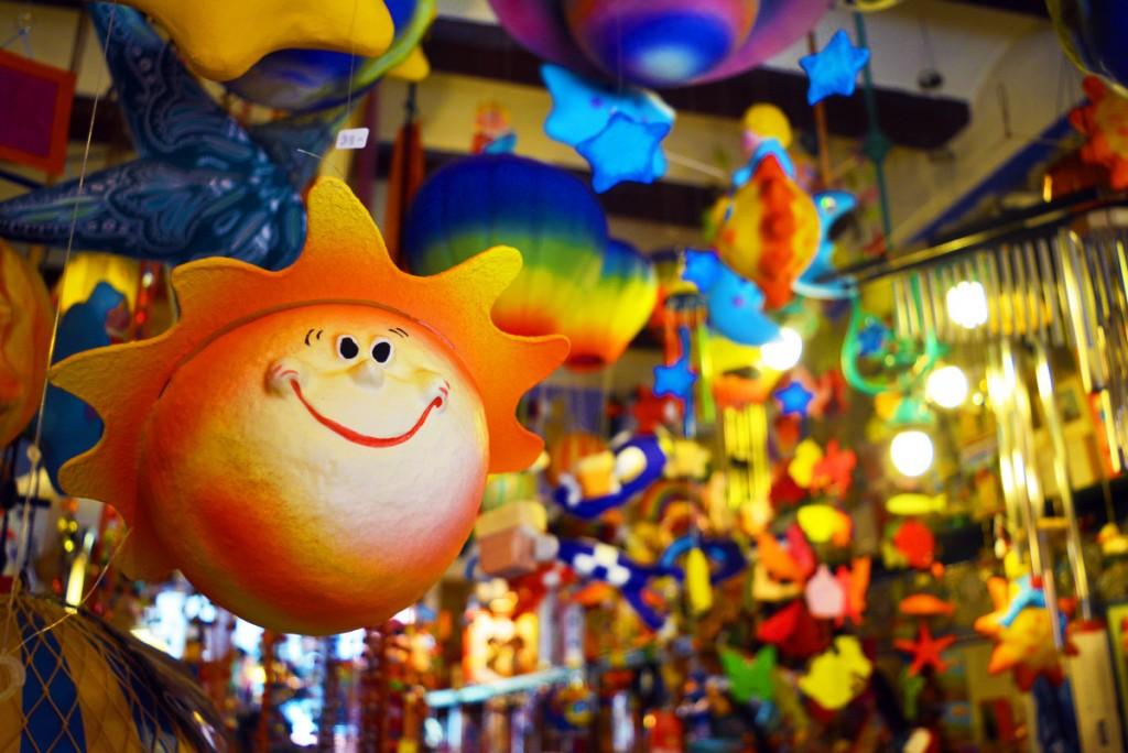 Ръчно изработени играчки в магазин с 30-годишна история, Жирона