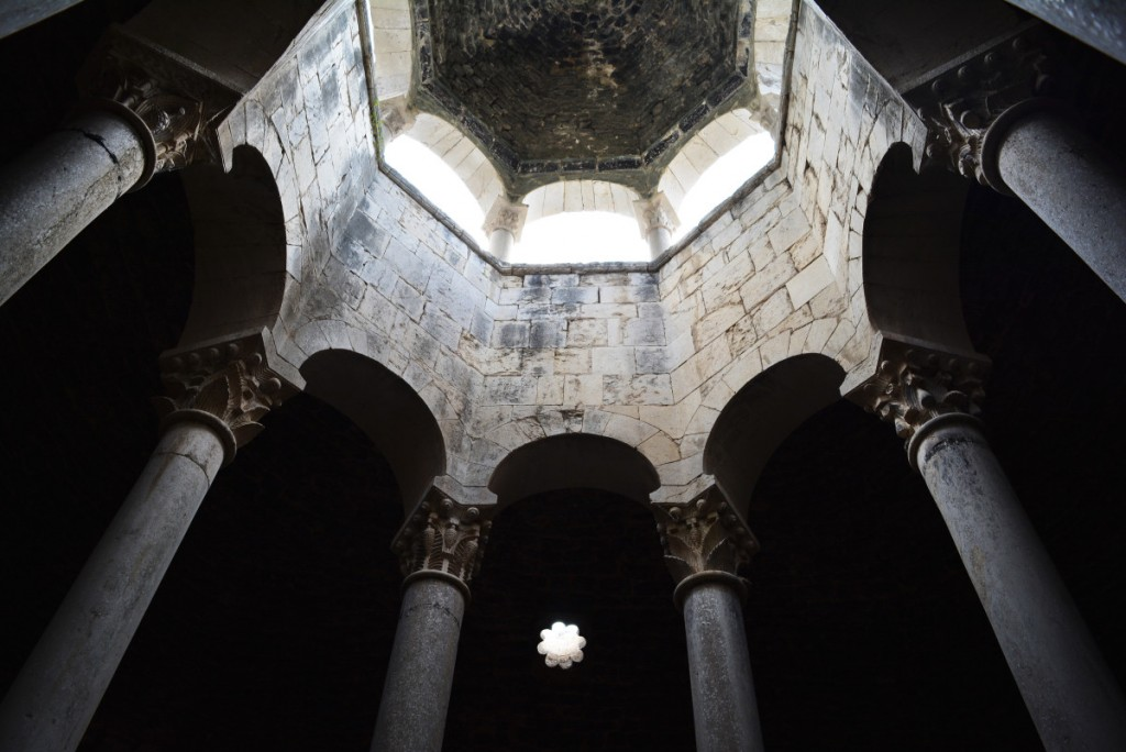 Арабските бани, Жирона