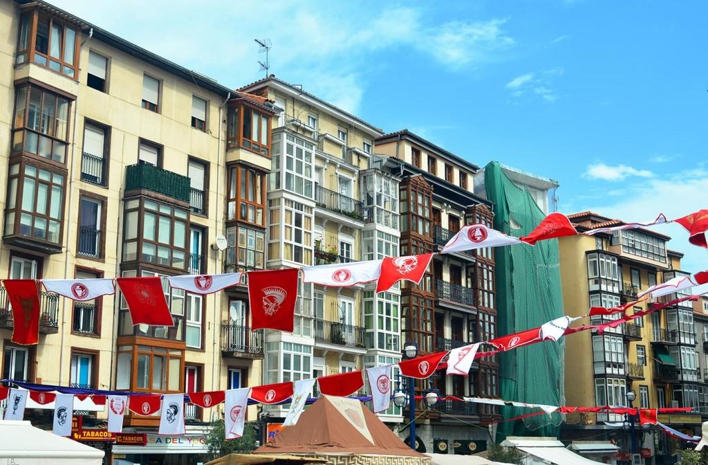 Roman market, Santander