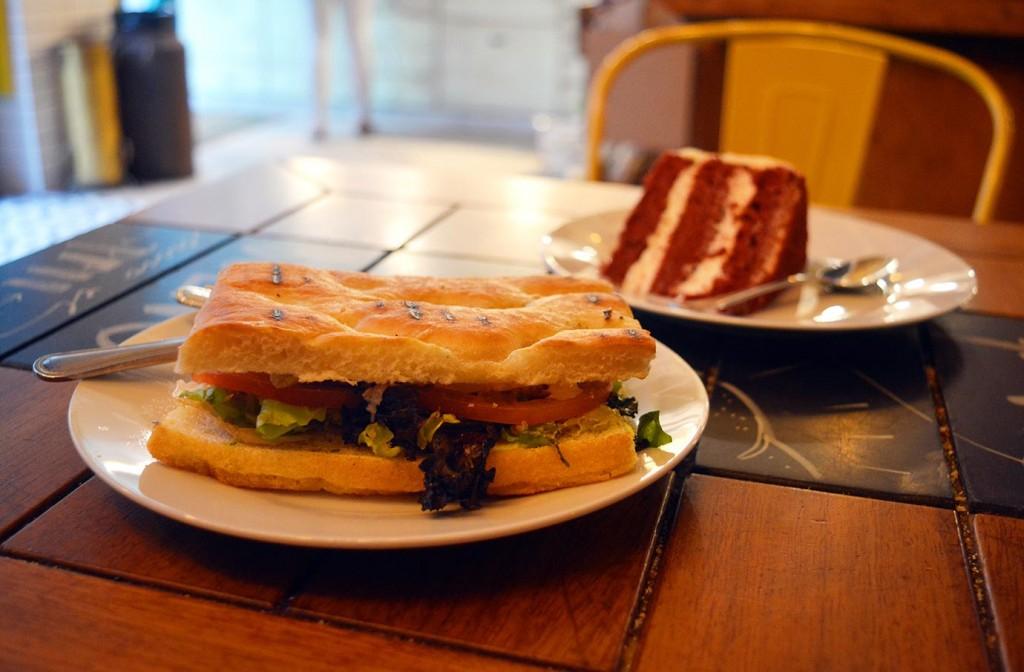 Tasty food in Santander, Spain