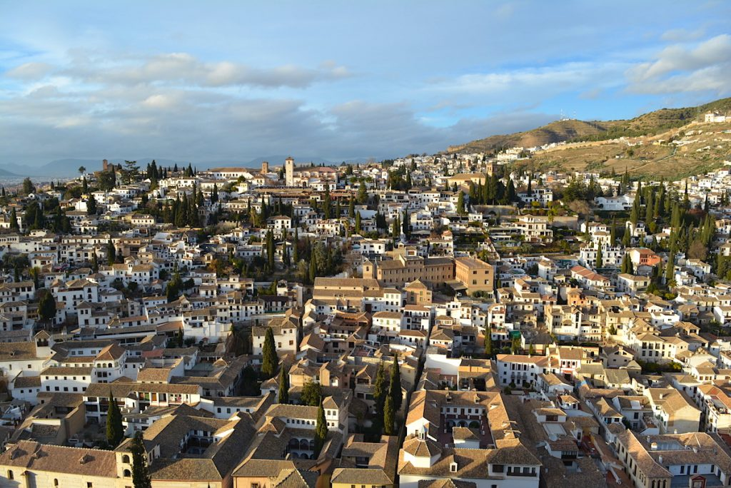 Granada, a town of four cultures