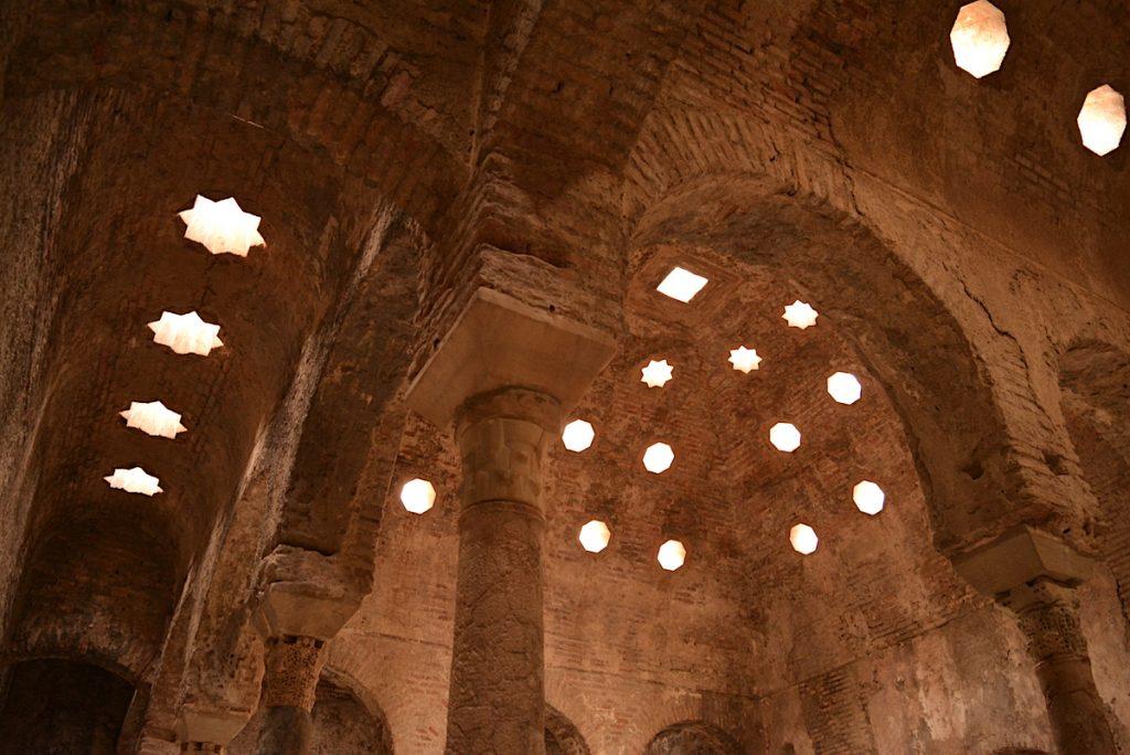 Гранада, Арабски бани