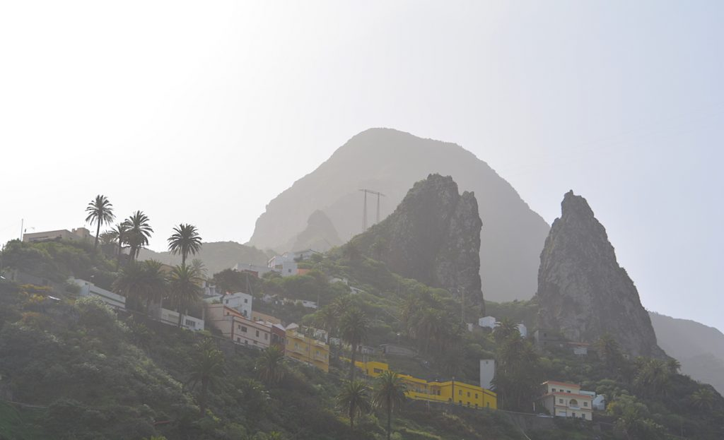 La Gomera, Canary Islands, tour of the island in three days