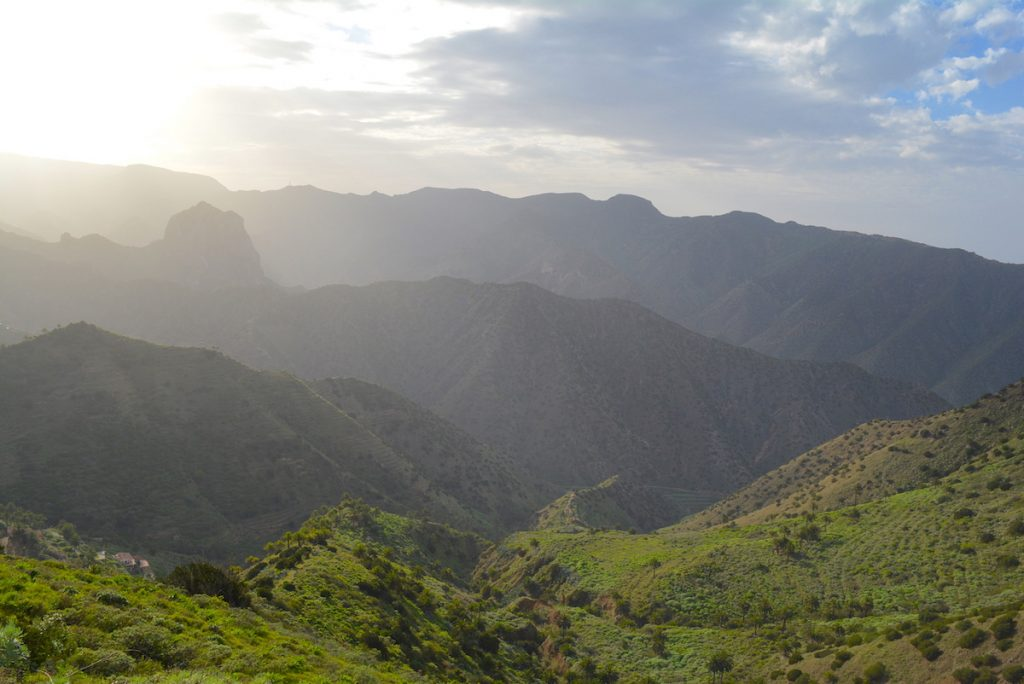 Ла Гомера, Канарски острови, обиколка на острова за три дни