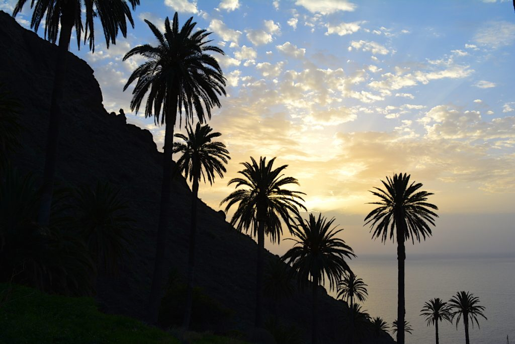 La Gomera, a tour with a professional hitchhiker