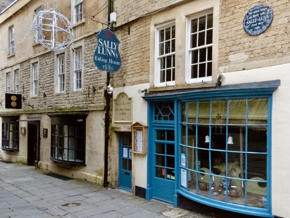 Sally Lunn's Historic Eating House, Bath