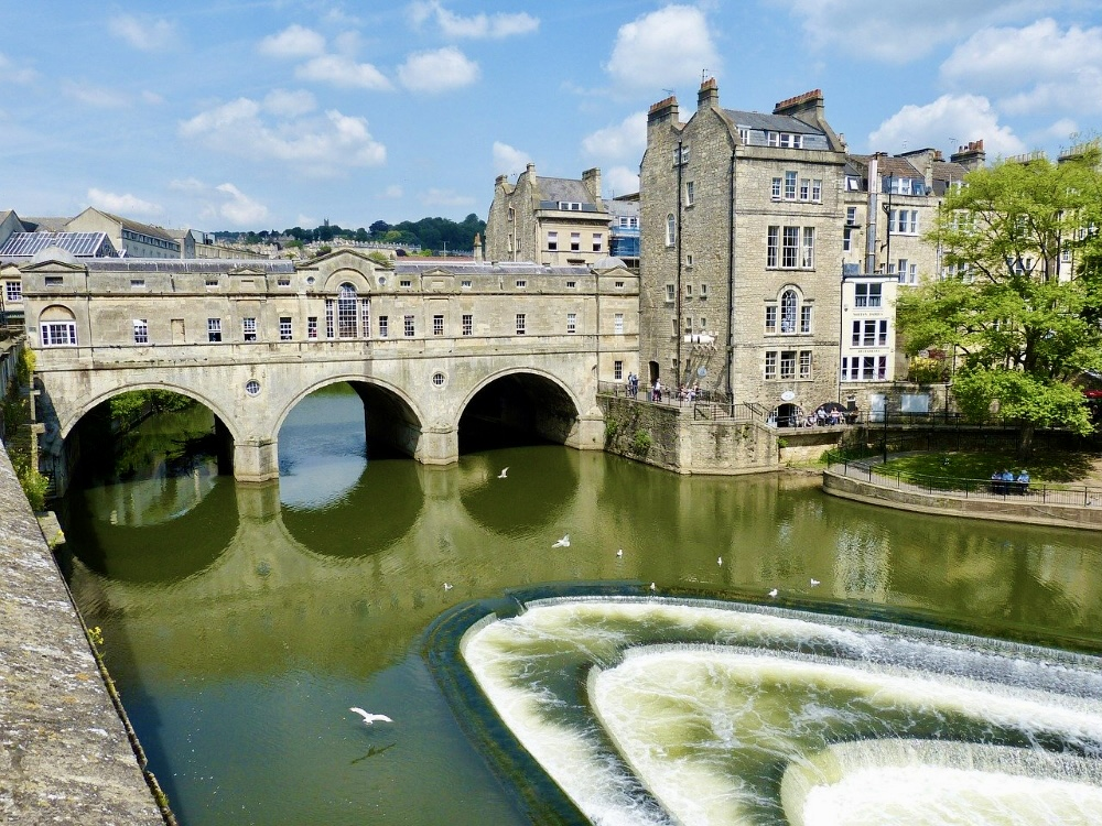 Reasons To Spend A Day In Bath, England