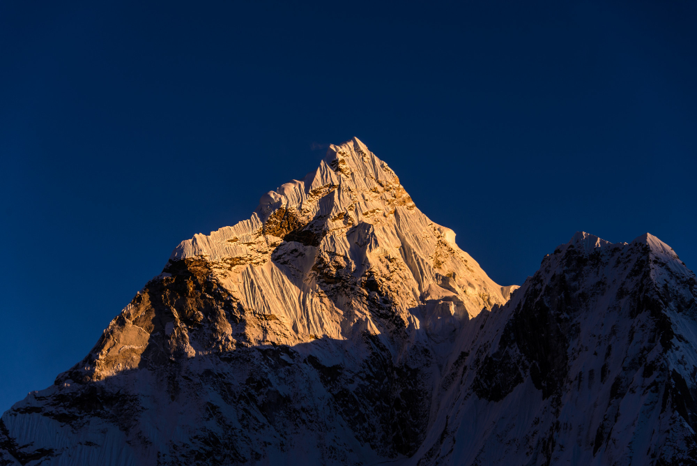Mount Everest - Trekking in Nepal