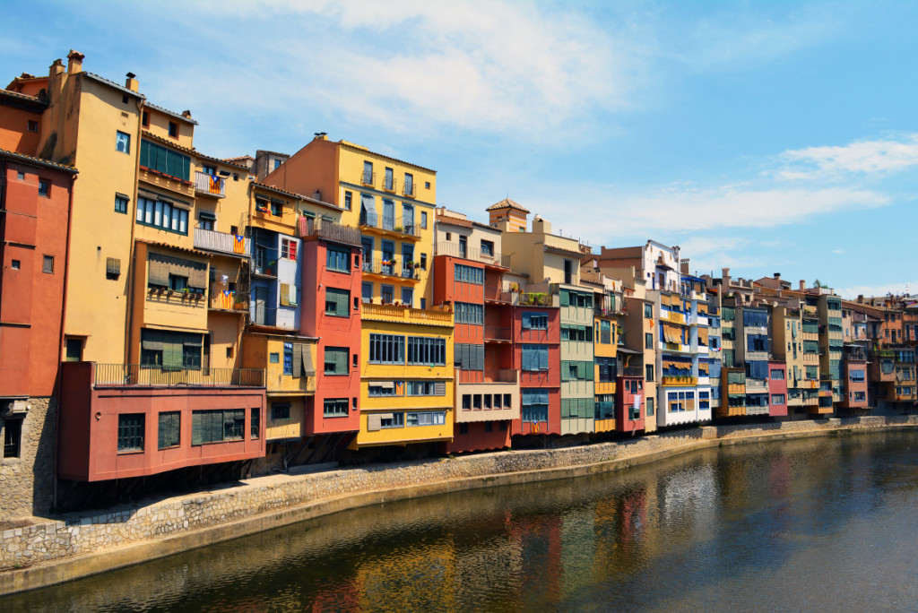 Girona – history and colours